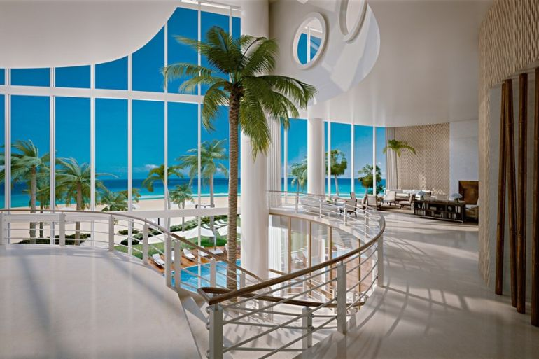 Ritz-Carlton To Build Oceanfront Residential Tower In Florida-10