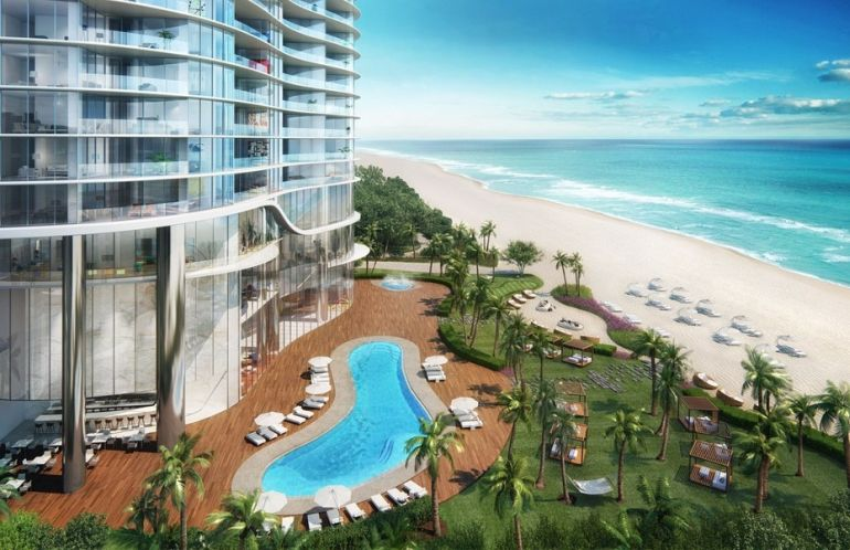 Ritz-Carlton To Build Oceanfront Residential Tower In Florida-4