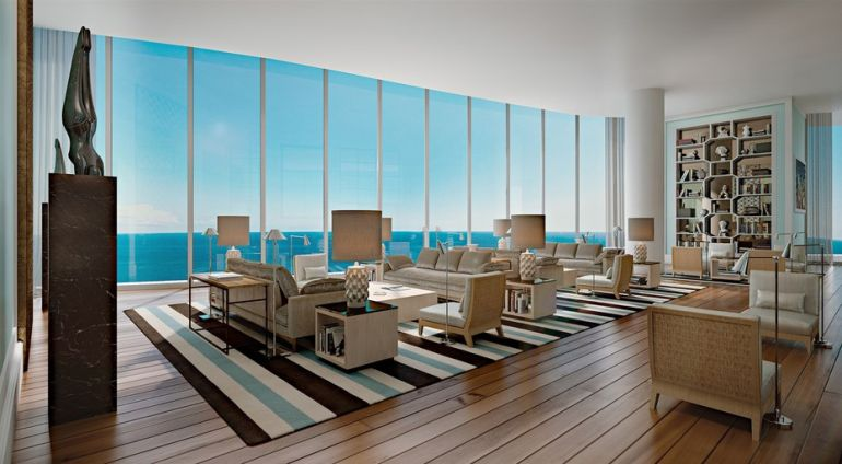 Ritz-Carlton To Build Oceanfront Residential Tower In Florida-5