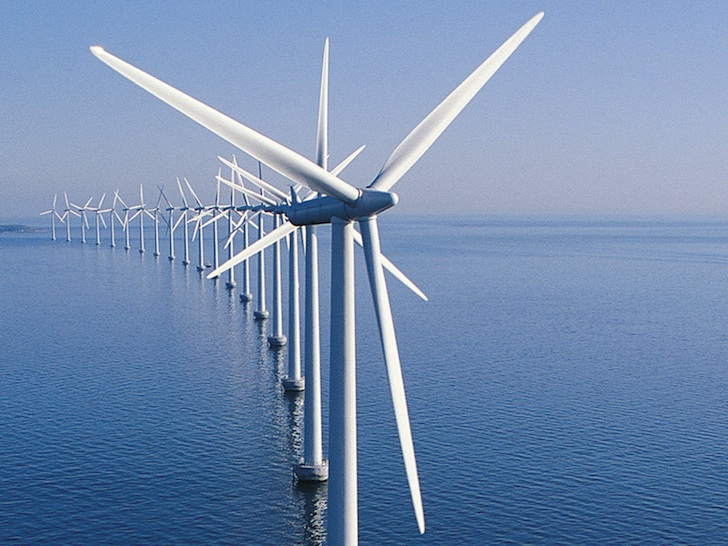 Scotland To Get The World's Largest Floating Wind Farm-1