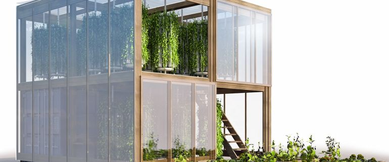 This Innovative Hydroponic Urban Farm Comes Flatpacked-1