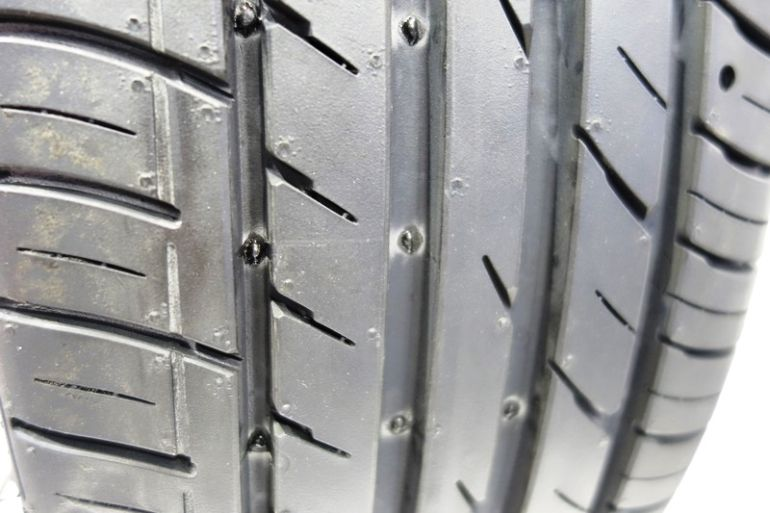 This Innovative Self-Repairing Tire Contains A Layer Of Sealant-2