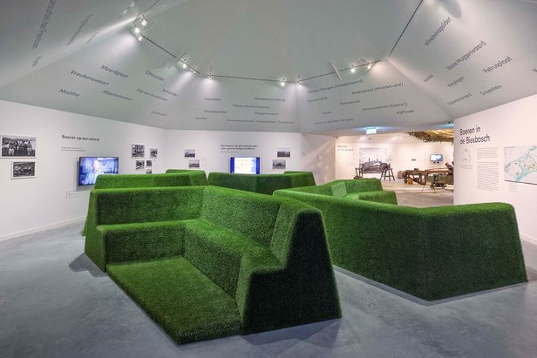 Biesbosch Museum Refurbished Into A Modern Hobbit House-13