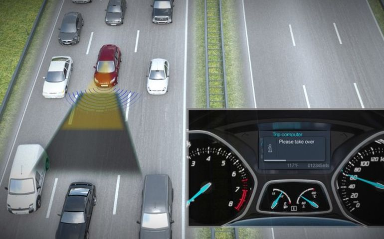 Ford Scientists Use Video Games To Teach Autonomous Cars How To Drive-2