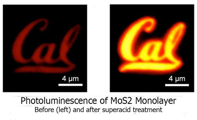 New research takes us closer to transparent LED displays, by fixing defects in monolayer semiconductors-1
