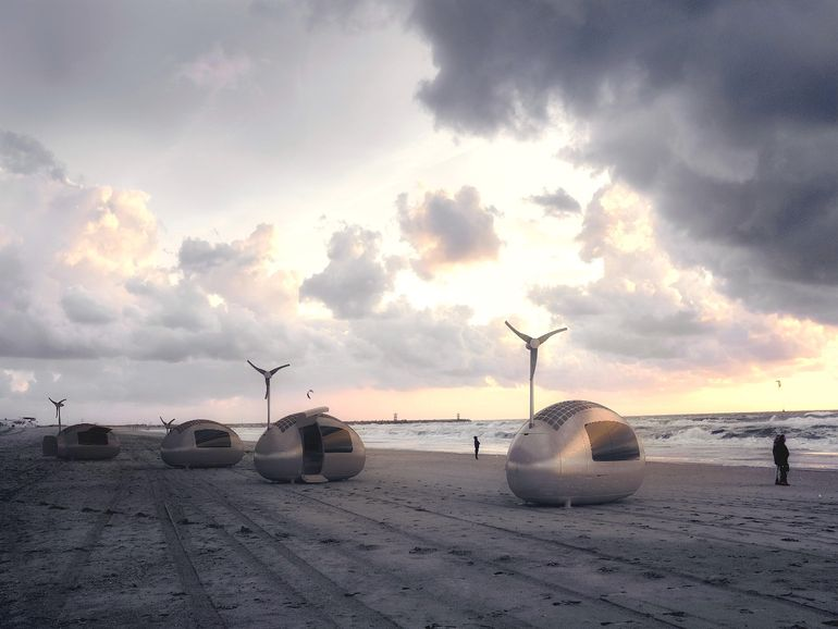 Sustainably-Powered Ecocapsule Micro Dwelling Now Up For Sale-4