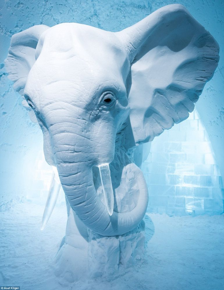 The Stunning Icehotel In Swedish Lapland Opens Doors To Guests-1
