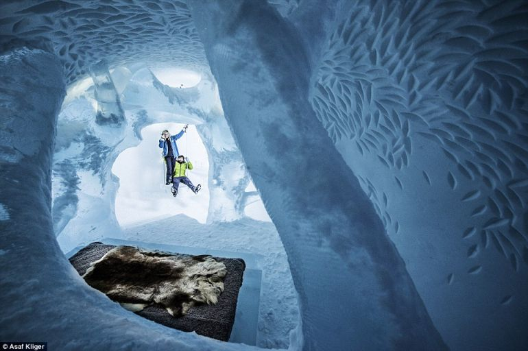 The Stunning Icehotel In Swedish Lapland Opens Doors To Guests-13