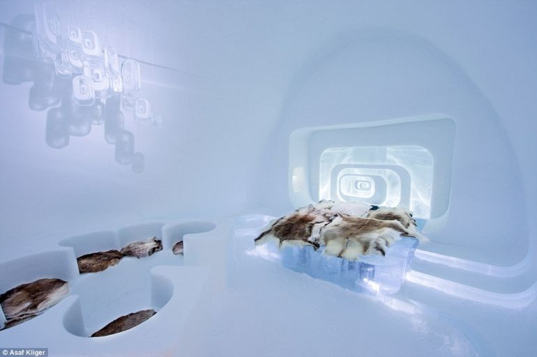 The Stunning Icehotel In Swedish Lapland Opens Doors To Guests-2