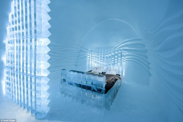 The Stunning Icehotel In Swedish Lapland Opens Doors To Guests-3
