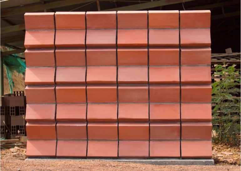These Smart Clay Bricks Keep Houses Cool By Dispersing Heat-4