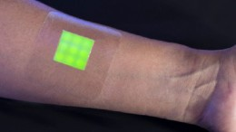 This Smart Bandage Turns Green In Presence of Infections-2