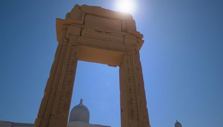 3D_Printed_Palmyra_Arch_Replicas_Full_scale_1