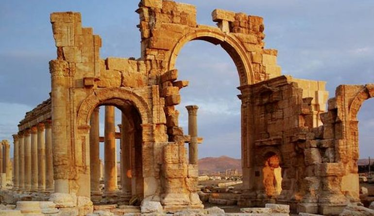 3D_Printed_Palmyra_Arch_Replicas_Full_scale_4