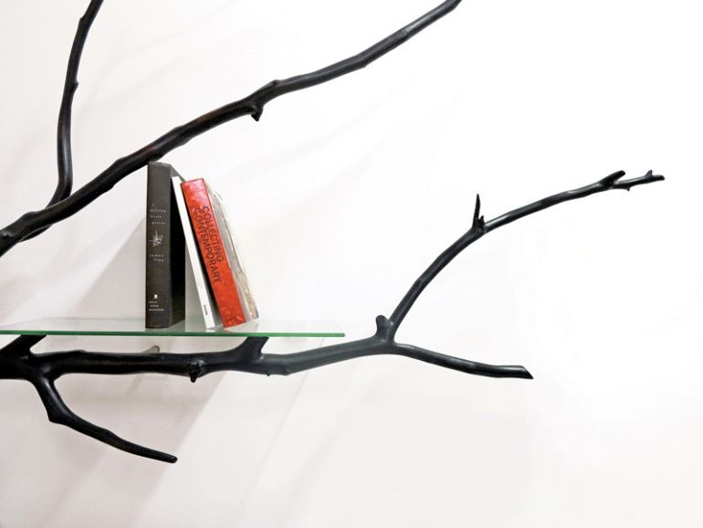 Bilbao_Bookshelf_Created_From_Fallen_Tree_Branch_4