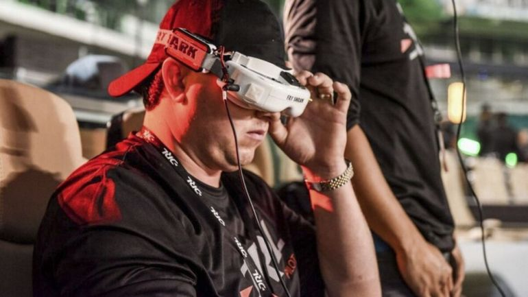 Drone Racing League Turns Hobby Into A Serious Competitive Sport-3