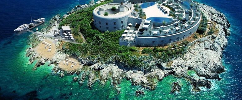 Mamula Island's WWII Concentration Camp To Be Turned Into Beach Resort-1