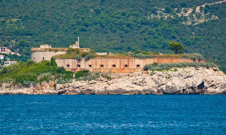 Mamula Island's WWII Concentration Camp To Be Turned Into Beach Resort-11