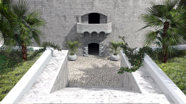 Mamula Island's WWII Concentration Camp To Be Turned Into Beach Resort-8