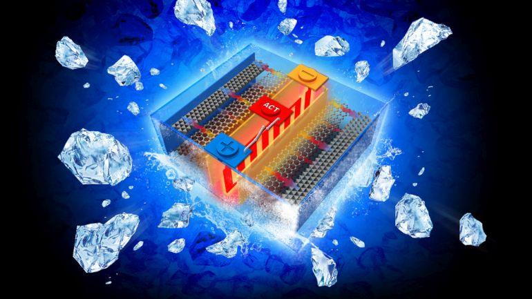 New Type Of Lithium-Ion Battery Can Self-Heat During Winter Months-1
