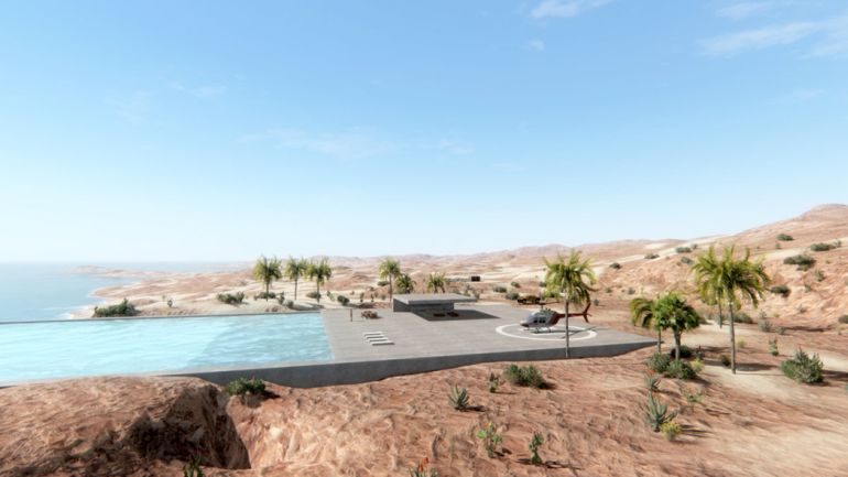 Aqua Casa A Desert Home That Produces All The Energy It Requires-2