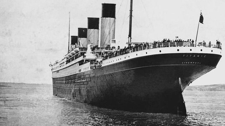 Fully-Functioning Modern Replica Of The Titanic To Set Sail In 2018-2