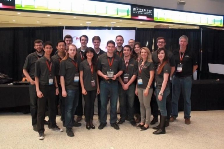 MIT Student Engineers Win SpaceX-Organized Hyperloop Design Contest-3