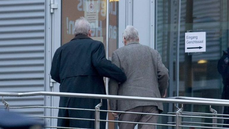 One Of The Last Surviving Ex-Nazi SS Guards Goes On Trial IN Germany-1
