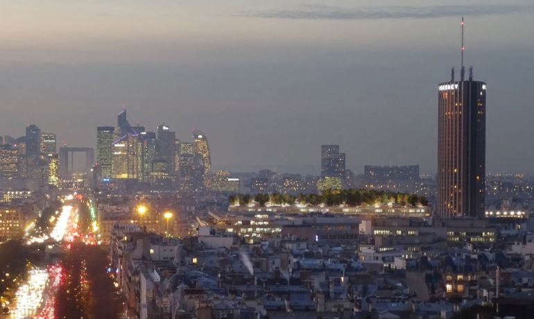 Paris To Get Tree-Topped Residential Complex That Looks Like A Ship-9