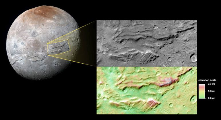 Pluto's Largest Moon May Have Once Been Home To An Ancient Ocean-1