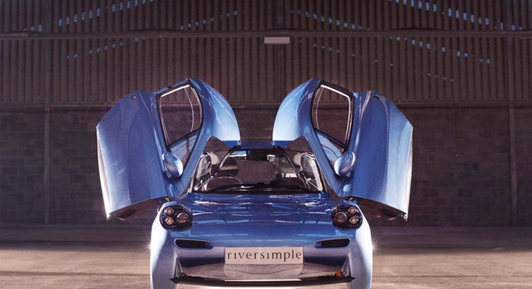 Rasa A Hydrogen-Powered Electric Car With The Lowest Carbon Emissions-1
