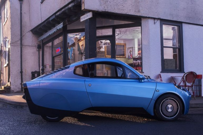 Rasa A Hydrogen-Powered Electric Car With The Lowest Carbon Emissions-10
