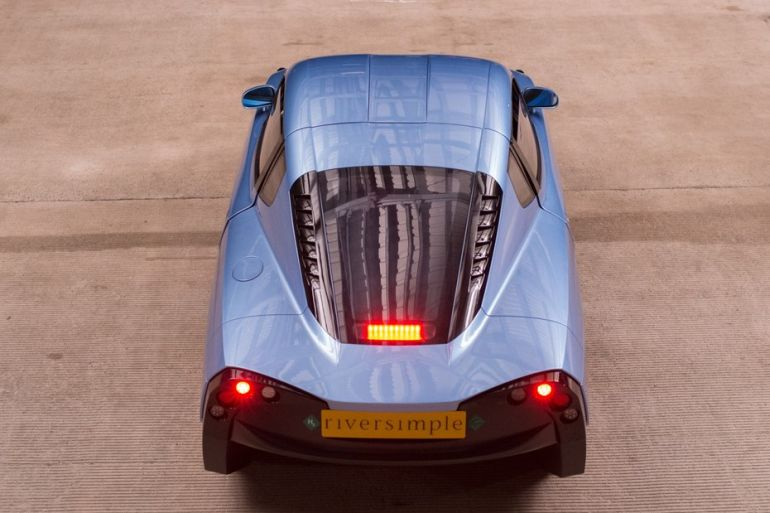 Rasa A Hydrogen-Powered Electric Car With The Lowest Carbon Emissions-11