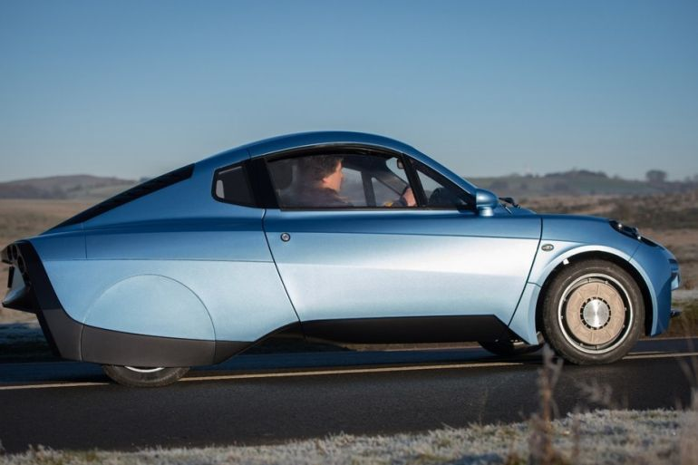 Rasa A Hydrogen-Powered Electric Car With The Lowest Carbon Emissions-12