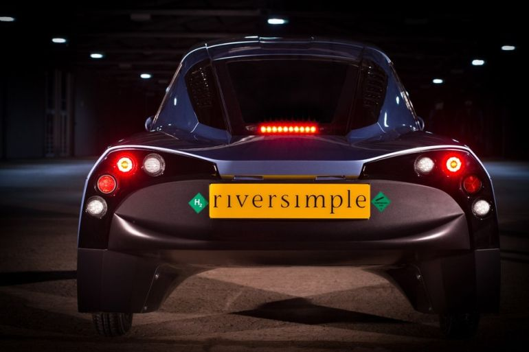 Rasa A Hydrogen-Powered Electric Car With The Lowest Carbon Emissions-8