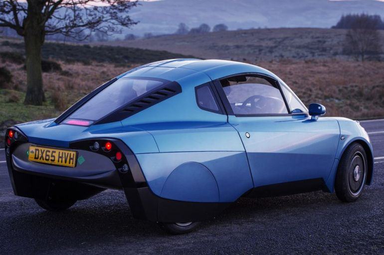 Rasa A Hydrogen-Powered Electric Car With The Lowest Carbon Emissions-9
