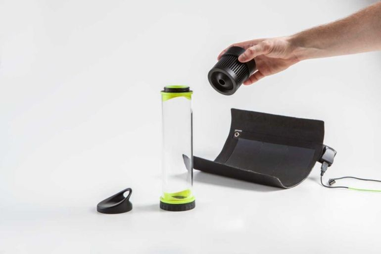 Thirsty Take A Sip From This Innovative Self-Filling Water Bottle-5