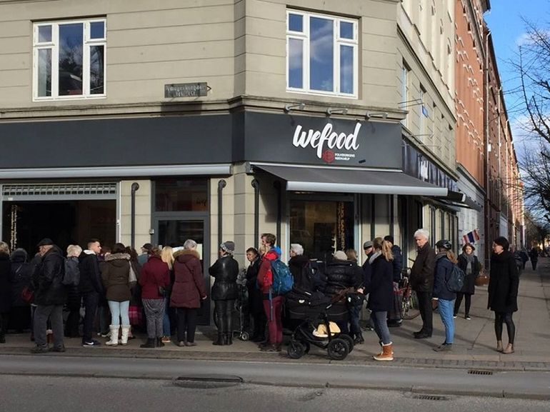 Denmark's WeFood Store Is The World's First To Sell Expired Food-5