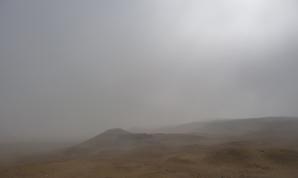 World's Largest Fog Harvester Installed In Moroccan Desert-5