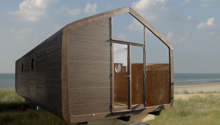 Designers Build Modular Homes Using Recyclable Cardboard-10