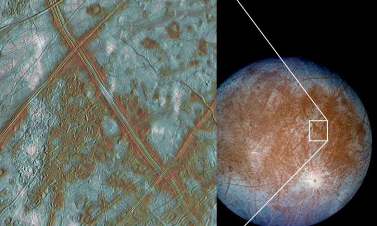 Europa's Icy Exterior Might Be What Keeps Its Ocean From Freezing-1