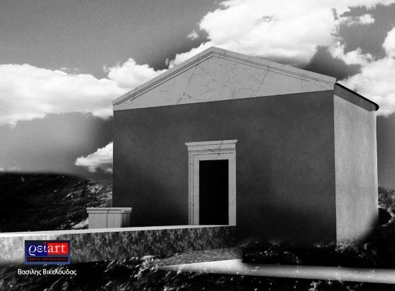 Researchers Might Have Discovered Aristotle's Tomb In Macedonia-10