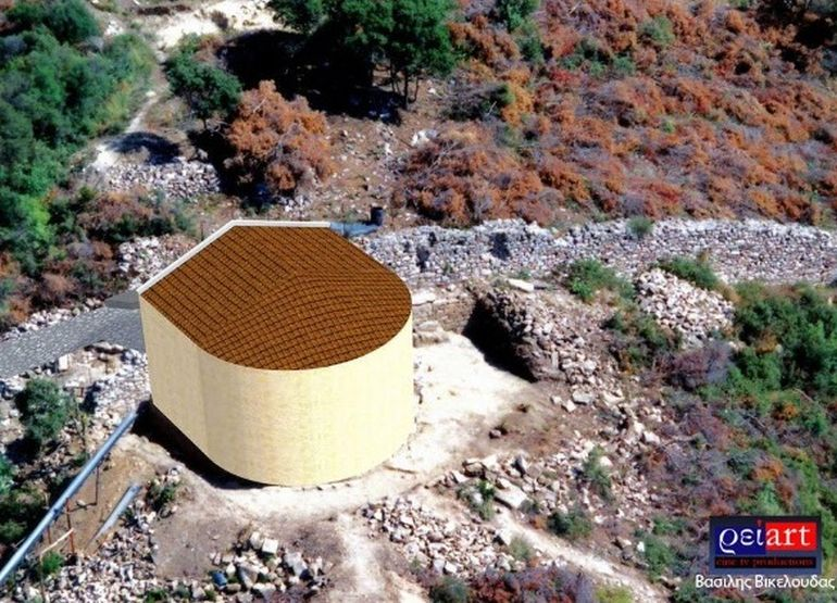 Researchers Might Have Discovered Aristotle's Tomb In Macedonia-11