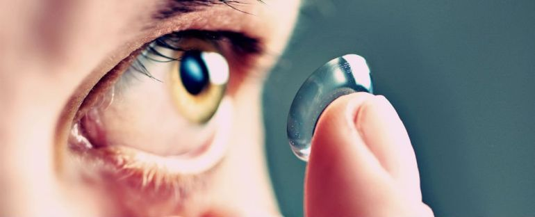 Sony's Smart Contact Lenses Could Record, Play And Store Videos-2