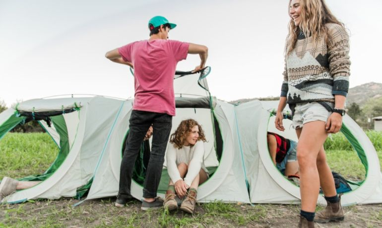 Alite's Sierra Shack Pop-up Tent Boasts Innovative Modular Design-7