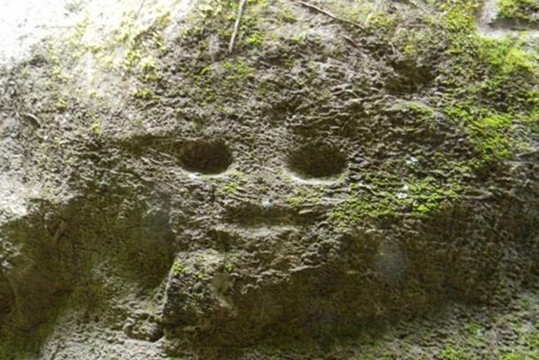 Ancient Rock Art Found In The Caribbean Island Of Montserrat-2