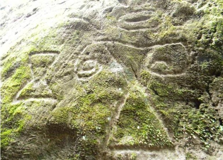 Ancient Rock Art Found In The Caribbean Island Of Montserrat-3