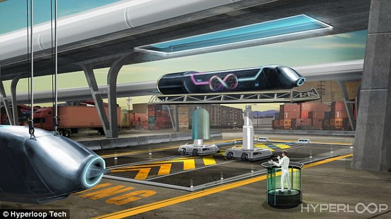Elon Musk's Hyperloop Transport System To Soon Head Underwater-4