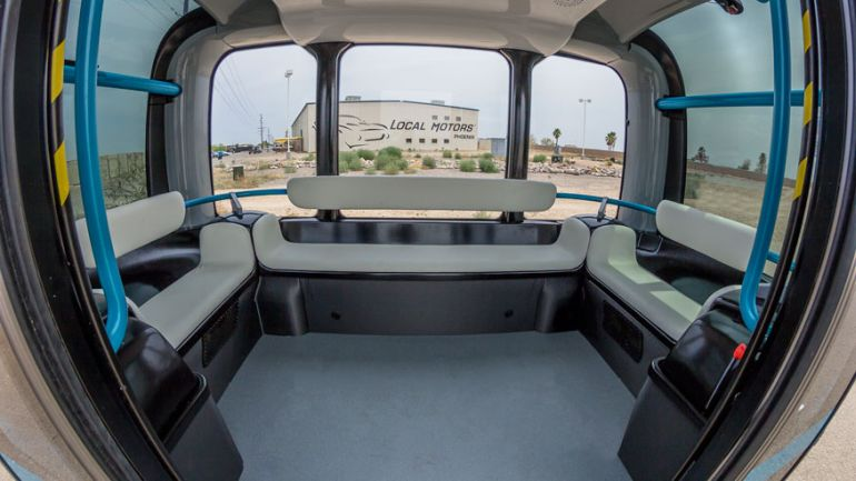 Meet Olli, A Self-Driving Minibus That Can Be 3D-Printed In Hours-2