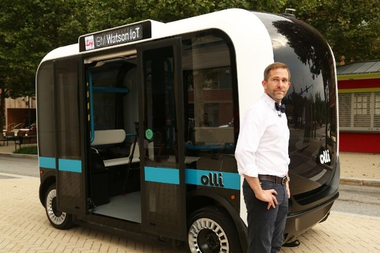 Meet Olli, A Self-Driving Minibus That Can Be 3D-Printed In Hours-4
